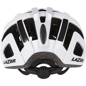 Lazer Roller Helmet white-silver mat